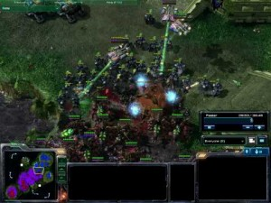 starcraft marine ball